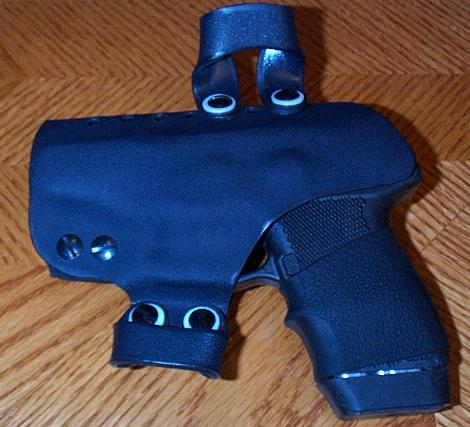 fist holster adapters attention