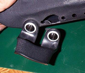 fist holster adapters number