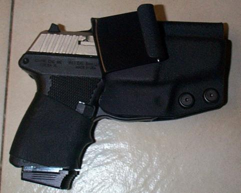 Fist k4 tuckable kydex holster