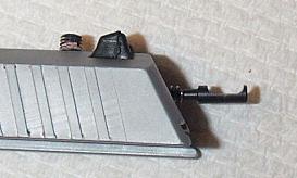 Firing pin spring replacement