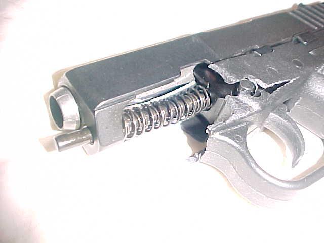 metal guide rod